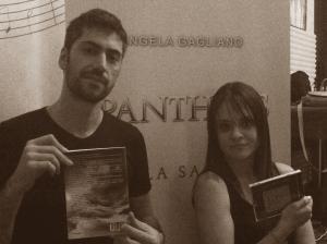Con Rio Palmieri al SoleLunaClub. febbraio 2014