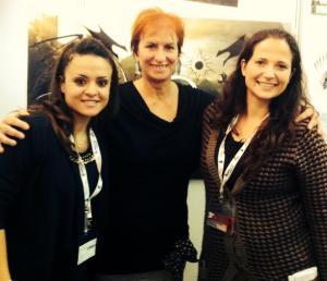Lucca Comics & Games 2014 Con Silvia De Meis e Francesca Costantino